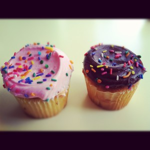 My Favorite Cupcakes