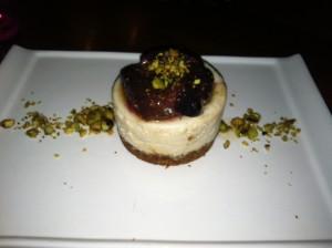 Blueberry Cheesecake - Vedge