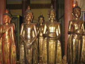 Buddhist Monastery in Phnom Penh, Cambodia