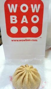 Whole Wheat Edamame Bun- Wow Bao
