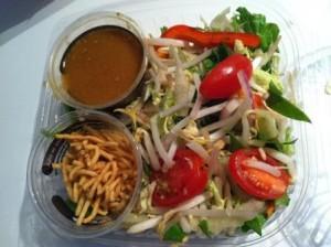 Asian Vegetable Salad - Wow Bao