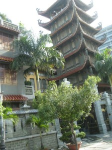 Beautiful Architecture of Saigon