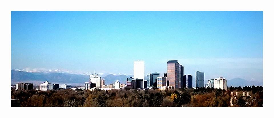 View Of Downtown Denver