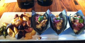 Soyrizo Tacos at Linger Denver