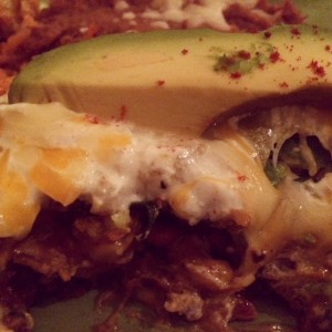 Trudy's Stuffed Avocado