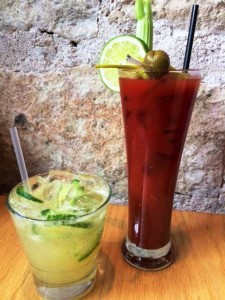 South Congress Cafe Drinks