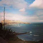Miraflores (Lima) Coastline