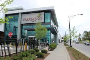Marianos Bucktown Chicago photo credit: DNAinfo