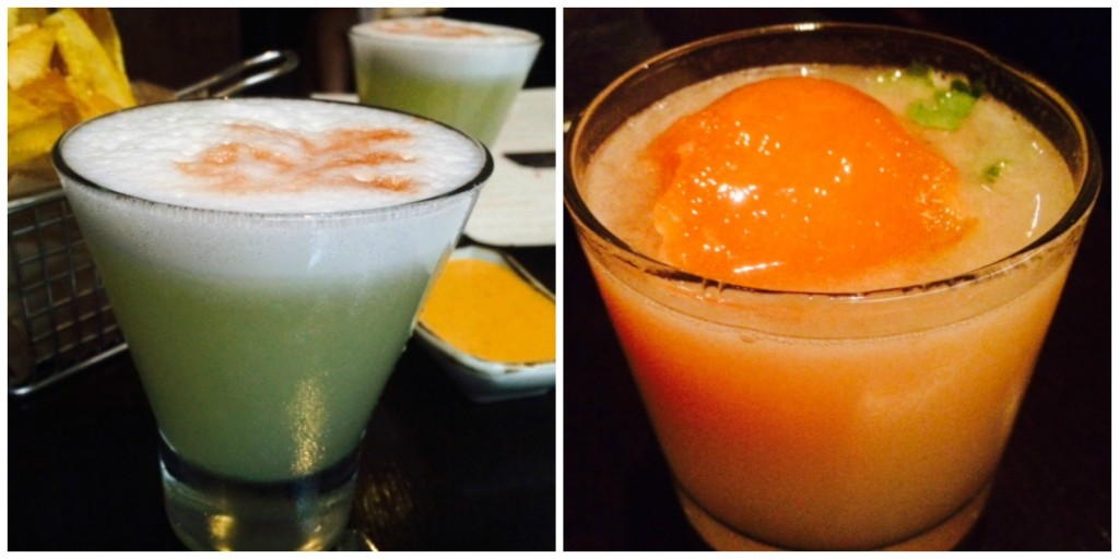 Tanta Drinks: The Pisco Sour And El Chingon