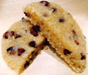 VEG'D Raw Vegan Chocolate Chip Cookies