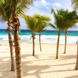 Beautiful Cancun Beach
