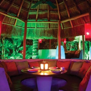 Elefanta Restaurant Cancun photo credit: Elefanta website