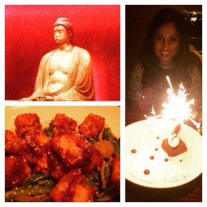 Birthday Celebration At Buddakan Philadelphia