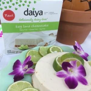 Daiya Key Lime Cheezecake