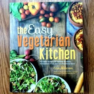 The Easy Vegetarian Kitchen Cookbook