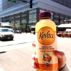KeVita Probiotic Sparkling Drinks