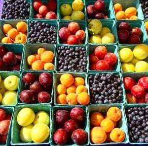 Fruits At The Green City Market