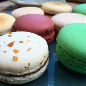 Macarons From Pierrot Gourmet at The Peninsula Hotel Chicago