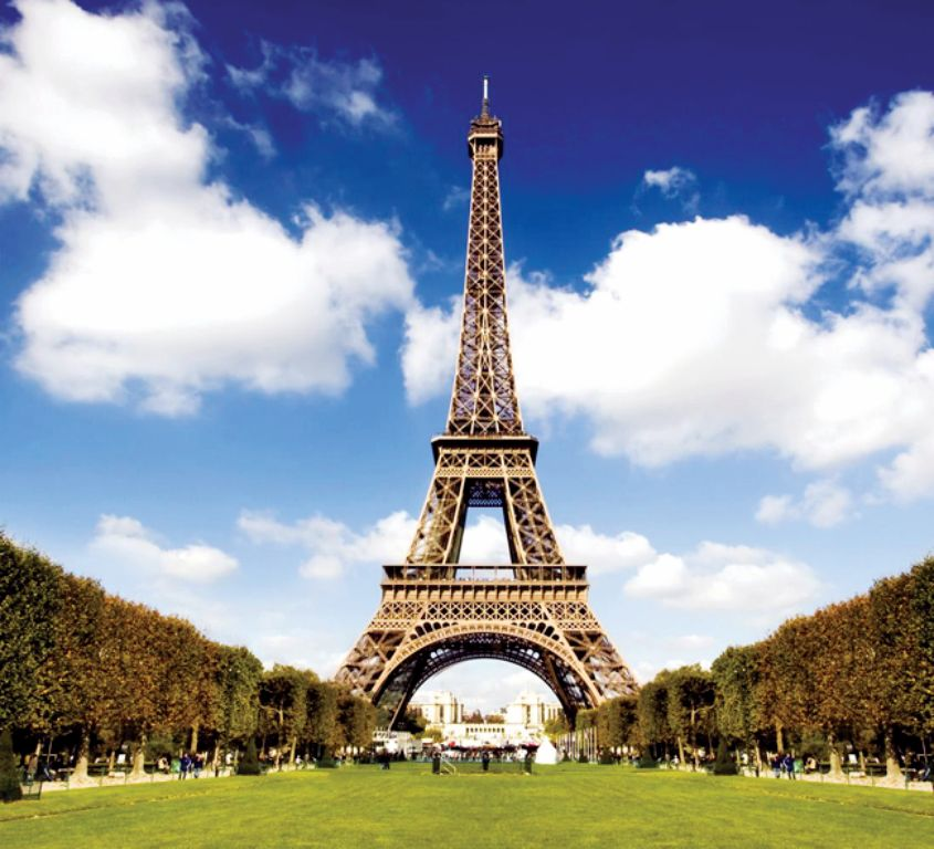 Why Was The Eiffel Tower Built Originally