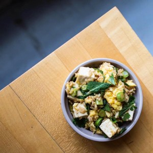 Radish Dish- Photo Credit: Rachel Bires
