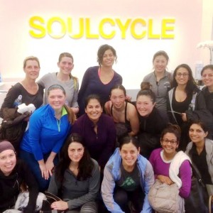 SoulCycle With Friends