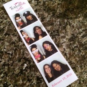Fun At The Tickled Pink Event