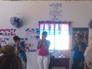The Impact Center To Meet For Community English
