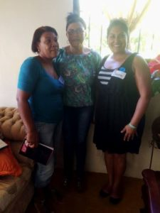 In Juanita's Home Where I Taught Her And Dwana English
