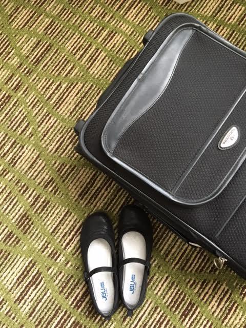 Traveling With JBU Shoes by Jambu