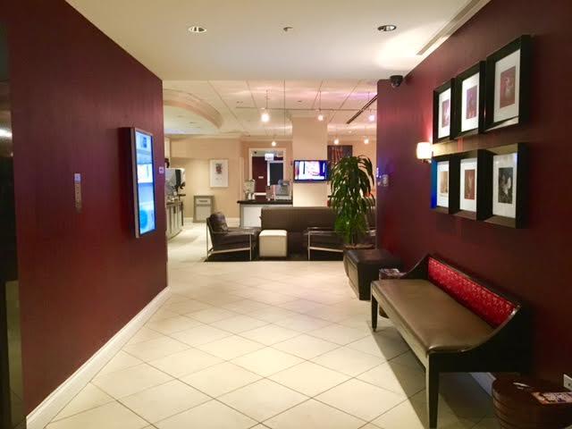 Hotel Cass Lobby Hallway