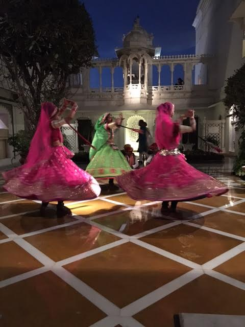 Traditional Rajasthani Dance
