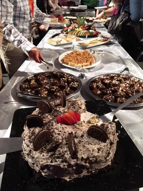 Cavalia Dessert Buffet