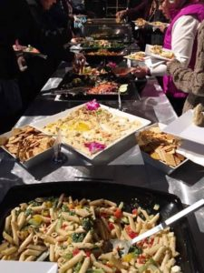 Cavalia Dinner Buffet