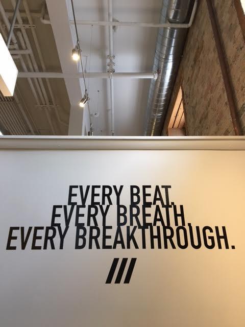 Studio Three Motivation