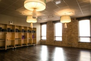 Yoga Studio photo credit: Studio Three