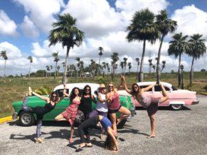 Group Yoga Shot