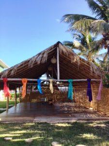 Yoga Shala Where We Practiced Yoga