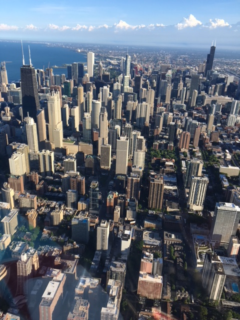 One Of My Favorite Pictures From The Helicopter