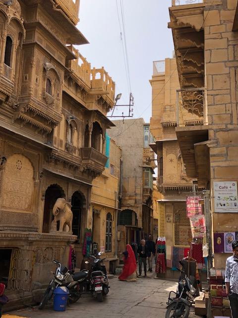 Streets of Jaislamer