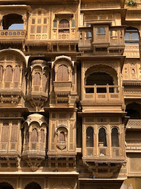 Gorgeous Patwa Haveli Jaisalmer