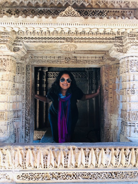 Being a Tourist at Adalaj Stepwell