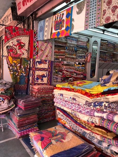 Famous Rajasthani Block Printing