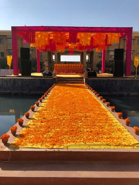 Marriott Jaisalmer Wedding Event