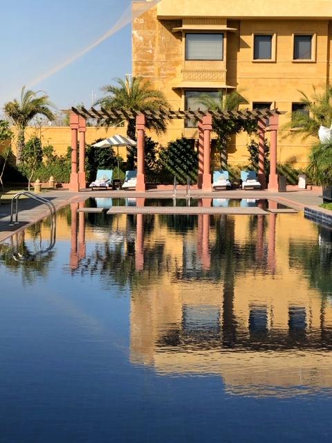 Marriott Jaisalmer Pool
