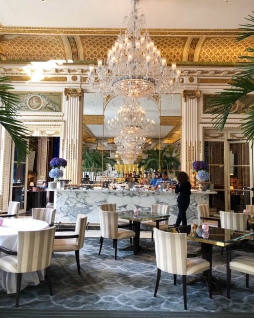Le Lobby at The Peninsula Paris