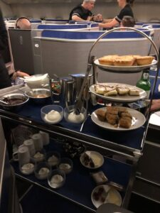 The Polaris Dessert Cart!