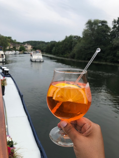 An Aperol Spritz, Yes Please!