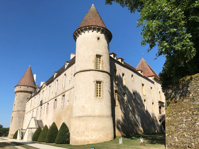Chateau of Bazoches
