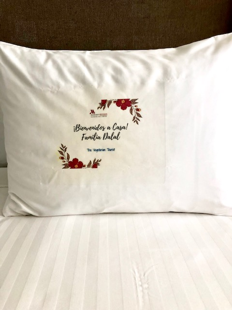 The Most Thoughtful Gift Ever, A Personalized Pillow Cover