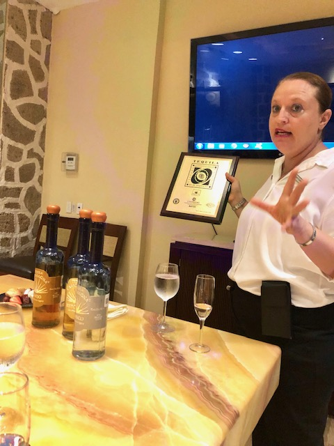 Tequila Tasting At Marriott Puerto Vallarta